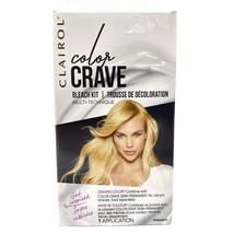 Clairol Color Crave Bleach Kit, Multi-Technique, Permanent, 1 Application - $6.65