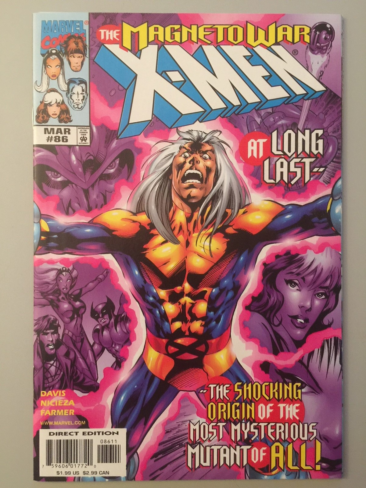 X-MEN PRELUDE TO SCHISM #1-4 VERY FINE NEAR MINT COMPLETE SET 2011