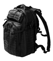 First Tactical Tactix Half-Day Plus Backpack 27L, One Size (Black) - $244.84