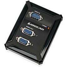 IOGEAR GVS62 Video Splitter - 1920 x 1440 - 1 x 2 - $28.53