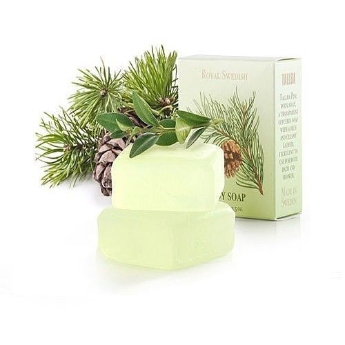 Victoria Royal Swedish Tallba Pine/Royal Swedish Birch Leaf/ Lemon/Body Soap Bar - $12.77 - $37.52