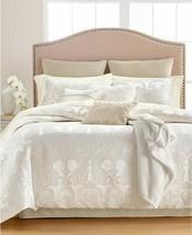 Martha Stewart Chateau Antique Filigree 13-Pc. Queen Comforter T410282 - $83.74