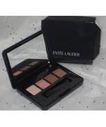Estee Lauder Pure Color Shadow Quad Ivory Box, Honey Drop, Copper Penny,... - $14.98