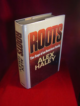 Alex Haley ROOTS with full page inscription. - $147.00