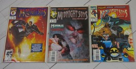 Midnight Sons Unlimited #1 2 3 lot of 3 comic Marvel Ghost Rider Comic Book - $7.99
