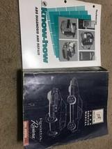 1988 BUICK REATTA RIVIERA Service Shop Workshop Repair Manual Set OEM GM - $138.59