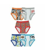 Disney Boys Underwear Multipacks 8 Cars 5pk Brief - $12.68