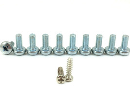 12 New Insignia Tv Base Stand Screws For Model NS-55D550NA15 - $6.13