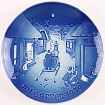 "Bing & Grondahl 1979 ""White Christmas"" 7.25"" Collector Plate Denmark - $12.86"