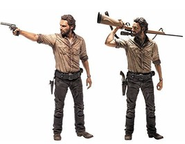 "McFarlane Toys The Walking Dead TV 10"" Rick Grimes Deluxe Figure - $34.99"