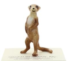 Hagen-Renaker Miniature Ceramic Figurine Meerkat Sentry image 2