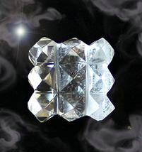 Haunted FREE W $99 27X SUPER MOON LEMURIAN POWER CUBE CRYSTAL!!  Cassia4 - $200.00