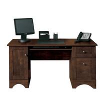 """Realspace Dawson 60"""" Computer Desk, Cinnamon Ch... - $249.99"""