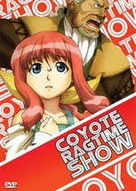 COYOTE RAGTIME SHOW ANIME DVD - BRAND NEW - ENGLISH DUB - 1-12 EPISODES