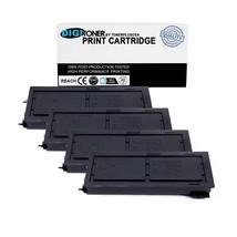 4pk New Compatible Kyocera TK-677 Black Toner Cartridge TK675 TK677 TK67... - $140.35