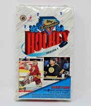 1993-94 Topps Premier Hockey Series 1 Factory Sealed Box Nice! - $22.78