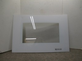 "JENNAIR RANGE DOOR GLASS (SCRATCHED) 30 1/8"" X 20 3/8"" PART# W10272330 - $213.00"