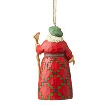 Jim Shore Irish Santa Hanging Ornament Around the World Christmas 6004309 image 2