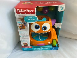 Fisher-Price Zoom 'N Crawl Monster NEW SEALED RARE Toddler Toy - $70.45
