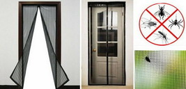 Magnet Mesh Door for Single, Sliding, and French Doors - $12.95