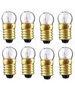 (8) Eight 1447 Clear 18v BULBS for Lionel Marx O O27 Gauge Trains Access... - $9.99
