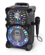 Singing Machine SDL485BK Remix Hi-Def Digital Karaoke System with Restin... - $37.39