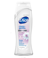 Dial Clean + Gentle Hypoallergenic Body Wash, Waterlily, 21 Fl Oz - $8.95