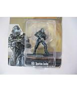 Halo Nano Metalfigs MS5 Spartan Locke100% Die-Cast  Figure - $8.59