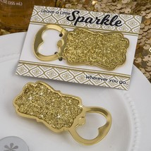 Golden elegance collection gold bottle opener from fashioncraft  - $4.99