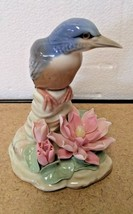 Lladro, Retired 1983, Little Bird, Pequeno Martin Pescador - $345.84