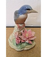 Lladro, Retired 1983, Little Bird, Pequeno Martin Pescador - $345.84