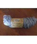 Yarn Bee Soft Secret yarn 1 sk sky blue color 1 available - $3.91