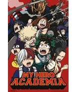 My Hero Academia 22x34 Poster! - $11.14