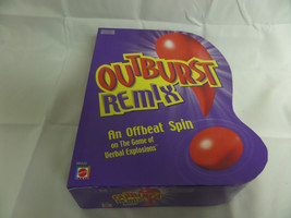 OUTBURST REMIX GAME 2005 ADULT FAMILY BOARD - $8.60