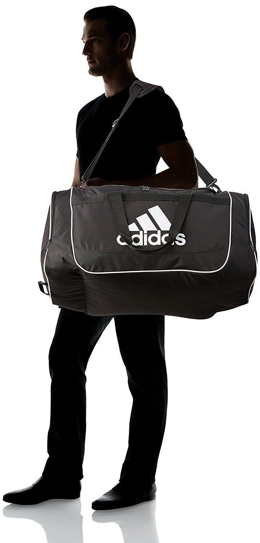 afbcf258cd adidas Defender II Small Duffel Bag