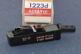 Zenith 142-176 Astatic 1223d  replaces EV 5199D PHONOGRAPH CARTRIDGE image 1