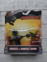 How to Train Your Dragon 2 Gronckle vs. Gronckle Cannon Spin Master SM66561-2 - $19.99