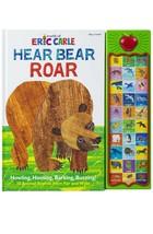 World of Eric Carle, Hear Bear Roar 30 Animal Sound Book - PI Kids (Play... - $79.19
