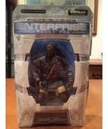 Klaang Klingon Warrior 2002 Star Trek Enterprise Action Figure NIB Art A... - $29.69