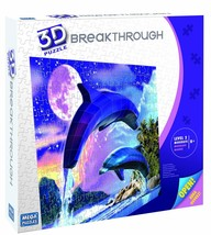 Breakthrough Level Two Dolphins Puzzle by Mega Puzzles - $25.73