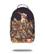 Sprayground Family Guy Beer Jammed Peter Griffin Stewie Laptop Bag Backpack - $74.40