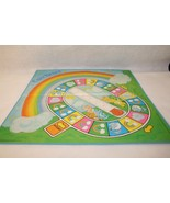 Care Bears Warm Feelings Board Game Replacement Board VTG 1984 Parker Br... - $14.95