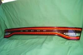 2013-15 Dodge Dart Trunk Lid Center Tail Light Taillight Lamp Panel NON-LED