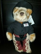 Hard Rock Cafe Dallas 2009 Herrington Rodeo Rocker Teddy Bear  - $49.45