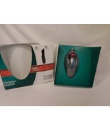 Logitech 910-000806 Superior Comfort TrackMan Marble Mouse Left or Right - $17.02