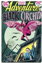 Adventure Comics #428-BLACK Orchid ORIGIN-BRONZE Age Dc Fn+ - £33.92 GBP