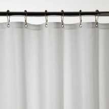 Hudson Park Collection Shower Curtain Inside & Out Liner Vinyl - $12.86