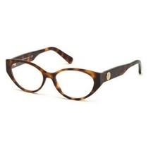 Roberto Cavalli Eyeglasses RC-5100-052-53 Size 53mm/15mm/140mm Brand New W Case - $57.59