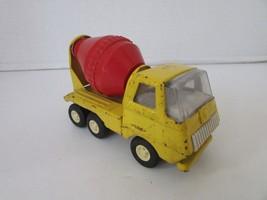 "Vtg Diecast Tonka Cement Truck 4-5/8"" Long Scruffed 1970'S H2 - $11.71"