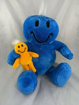 """Smiley Face Plush 17"""" and Baby Shakes Laughs Talks Mty International Stu... - $35.95"""
